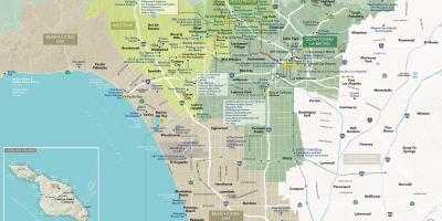 Sevaerdigheder I Los Angeles 35 Forslag Til Sjove Aktiviteter